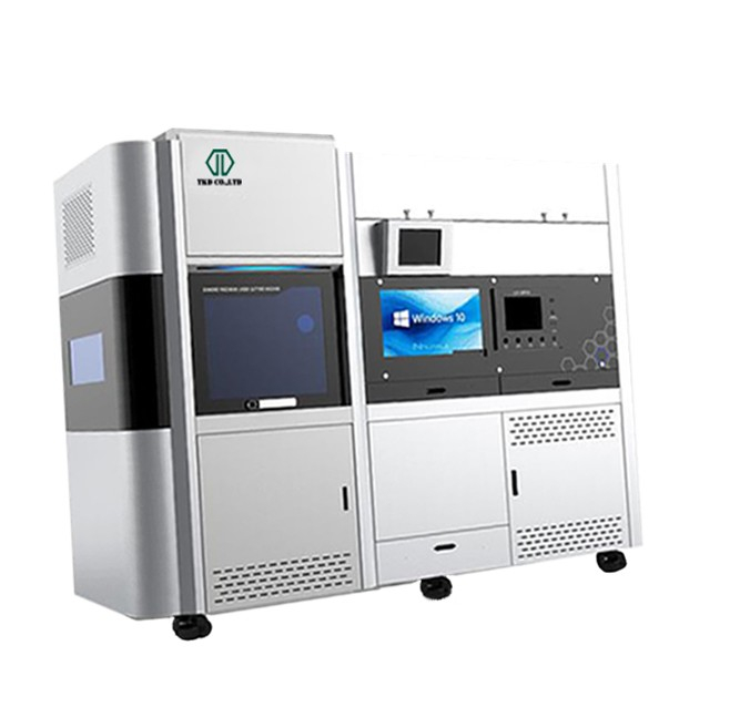 Diamond Precision YAG Laser Cutting Machine